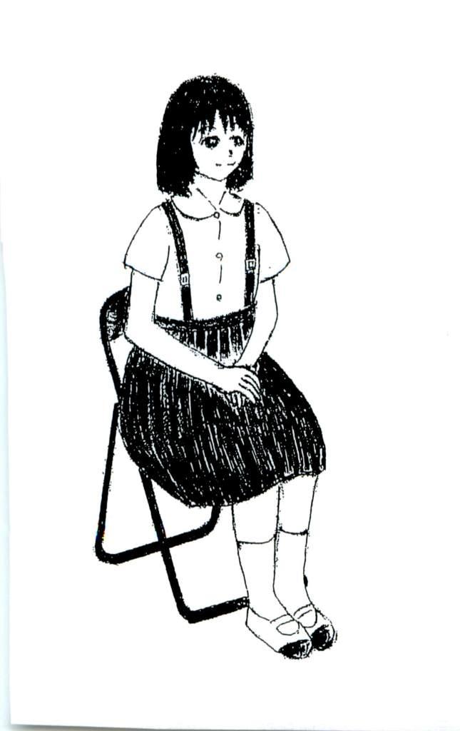イラスト 「美しい姿勢」でいつまでも若々しく健康に (2)